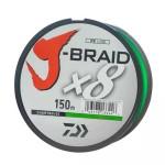 J-BRAID X8 Chartreuse 0.06/150