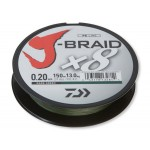 J-BRAID X8 Dark Green 0.06/150
