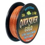 Quick Silver Gold  35 Lb