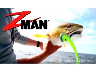Силиконовые приманки Z-Man