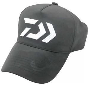 Daiwa Logo Cap - Black Camo
