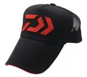 Daiwa Logo Mesh Cap - Black