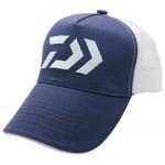 Daiwa Logo Mesh Cap - Grey