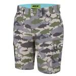 BKK Cargo QD Shorts - Camouflage