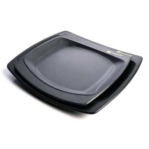 SQ DLX Melamine Plate Pack