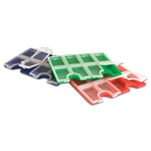 Preston 8 Compartment Magnetic Hook Box