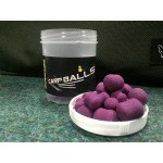 CarpBalls Hookers Dumbels 10-14 Cranberry-Squid