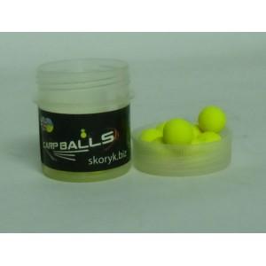 CarpBalls Pop Ups 10 мм 15 шт Sweetcorn