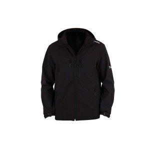 Softshell Perfomance Jacket-Black