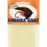 Wapsi Angora Goat Dubbing - Cream