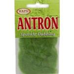 Wapsi Antron Sparkle Dubbing - Green