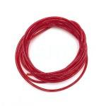 Hareline Micro Tubing #310 Red