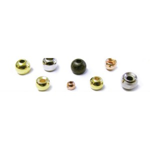 Wapsi Tungsten Bomb Beads 1/16 - Black