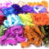 Hareline Crosscut Two Tone Rabbit Strips #2 Purple - Hot Pink