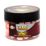 Бойли Crave Pink Fluro Pop-Ups 10 мм.