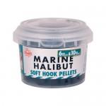 Пеллетс насадочный Soft Hook Pellets Marine Halibut (Палтус)