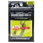 Basser`s Worm Hook SS #3/0