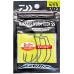 Basser`s Worm Hook SS #4/0