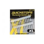 Korum Quickstops - XL