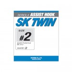 Seriola Assist Hook (SK Twin)