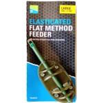 Elasticated Flat Method Feeder Large 60 Гр