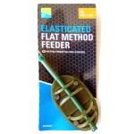 Elasticated Flat Method Feeder X Large 45 Гр