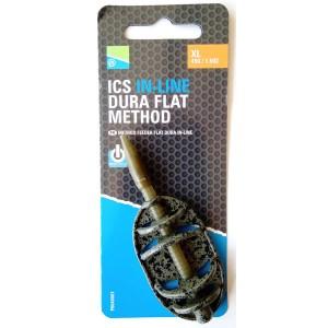 ICS In-Line Dura Flat Method XL 45 гр