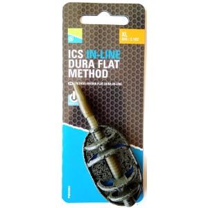 ICS In-Line Dura Flat Method XL 60 гр