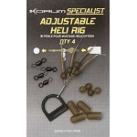 Adjustable Heli Rigs-Small