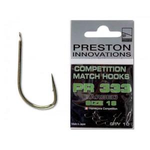 Preston Competition Match Hooks Pr333