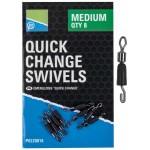 Quick Change Swivels - Medium