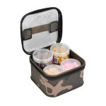 Aquos Camo Bait Storage - Medium