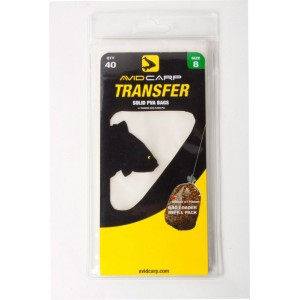 Avid Carp Transfer Solid PVA Bag Size 8