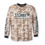 St. Croix Tournament Shirt (Browncamo)
