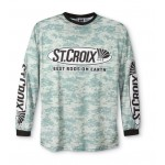 St. Croix Tournament Shirt (Greencamo)