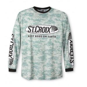 St. Croix Tournament Shirt (Greencamo)