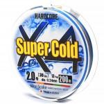 Duel Hardcore Super Cold X4 5 Color #2.0/200