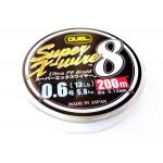 Duel Super X-Wire 8 5 Color #0.6/200