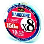 Hardcore X8 Blue #1/150
