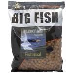 Big Fish Floating Feed Pellets Fishmeal