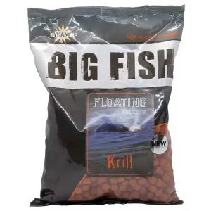 Big Fish Floating Feed Pellets Krill