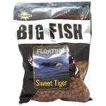 Big Fish Floating Feed Pellets Sweet Tiger