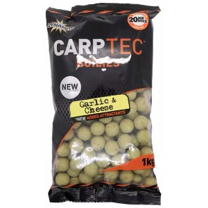 Carp-Tec Garlic & Cheese 20 мм. 1 кг.