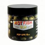 Hot Fish GLM Boilies Pop-Ups 15 мм.