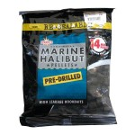 Pre-Drilled Pellets Marine Halibut 14/350