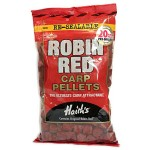 Пеллетс Robin Red Carp Pellets 20 Мм. 900 Гр.