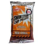 Swim Stim Red Krill Carp Pellets 1 мм. 900 гр.