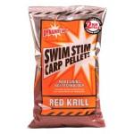 Swim Stim Red Krill Carp Pellets 2 мм. 900 гр.