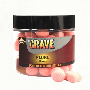 Crave Pink Fluro Pop-Ups 15 Мм