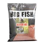 Прикормка Big Fish Margin Mix Groundbait